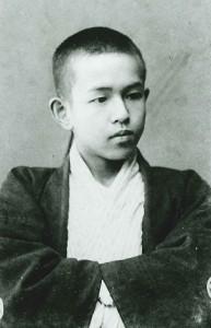 石川啄木肖像