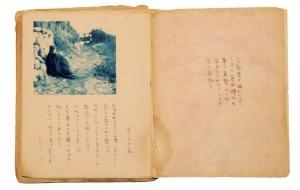 萩原朔太郎「ソライロノハナ」空色の花