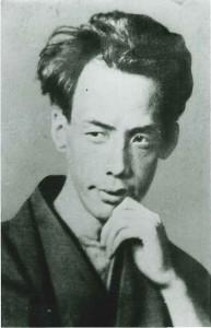 芥川龍之介肖像