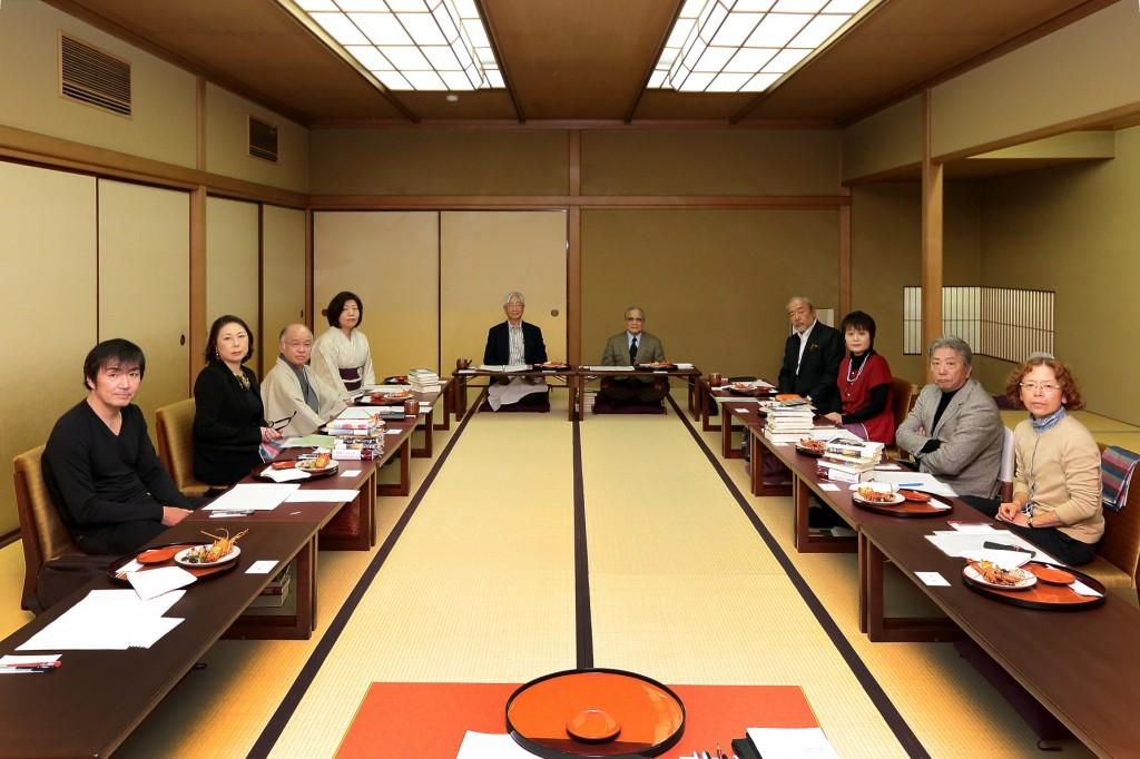第150回 直木賞選考会