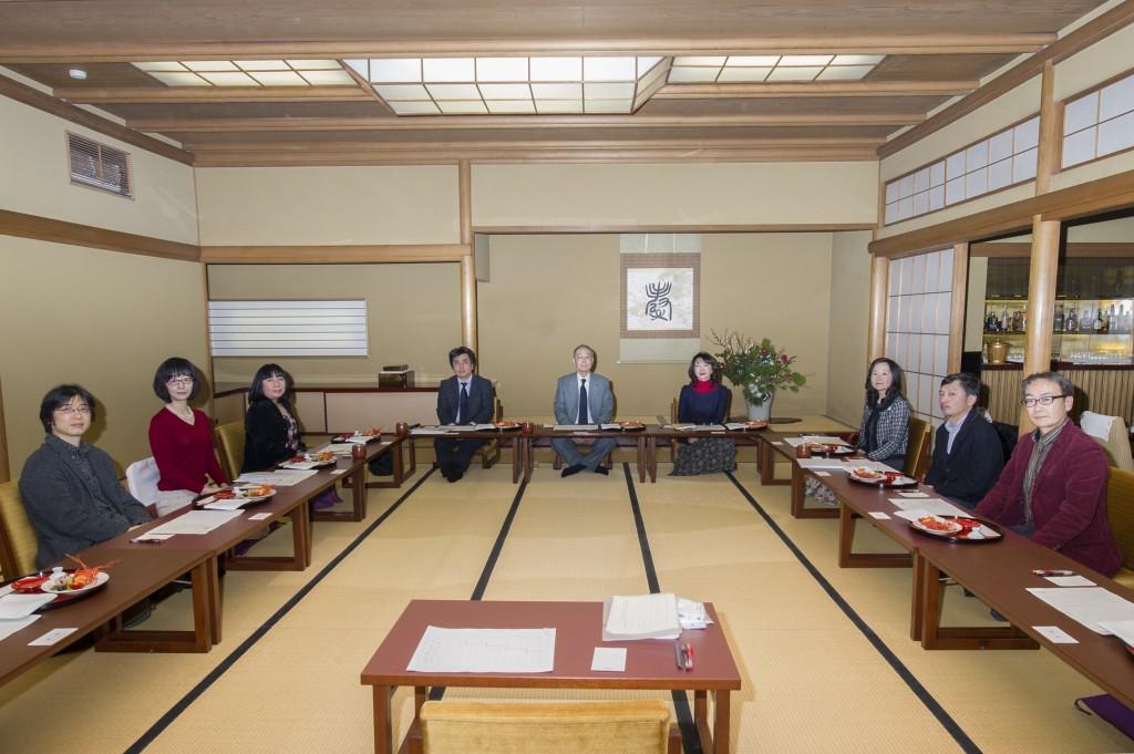 第150回 芥川賞選考会